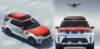 Historia Land Rover Discovery y Project Hero