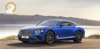 Bentley Continental GT Coupé 2018
