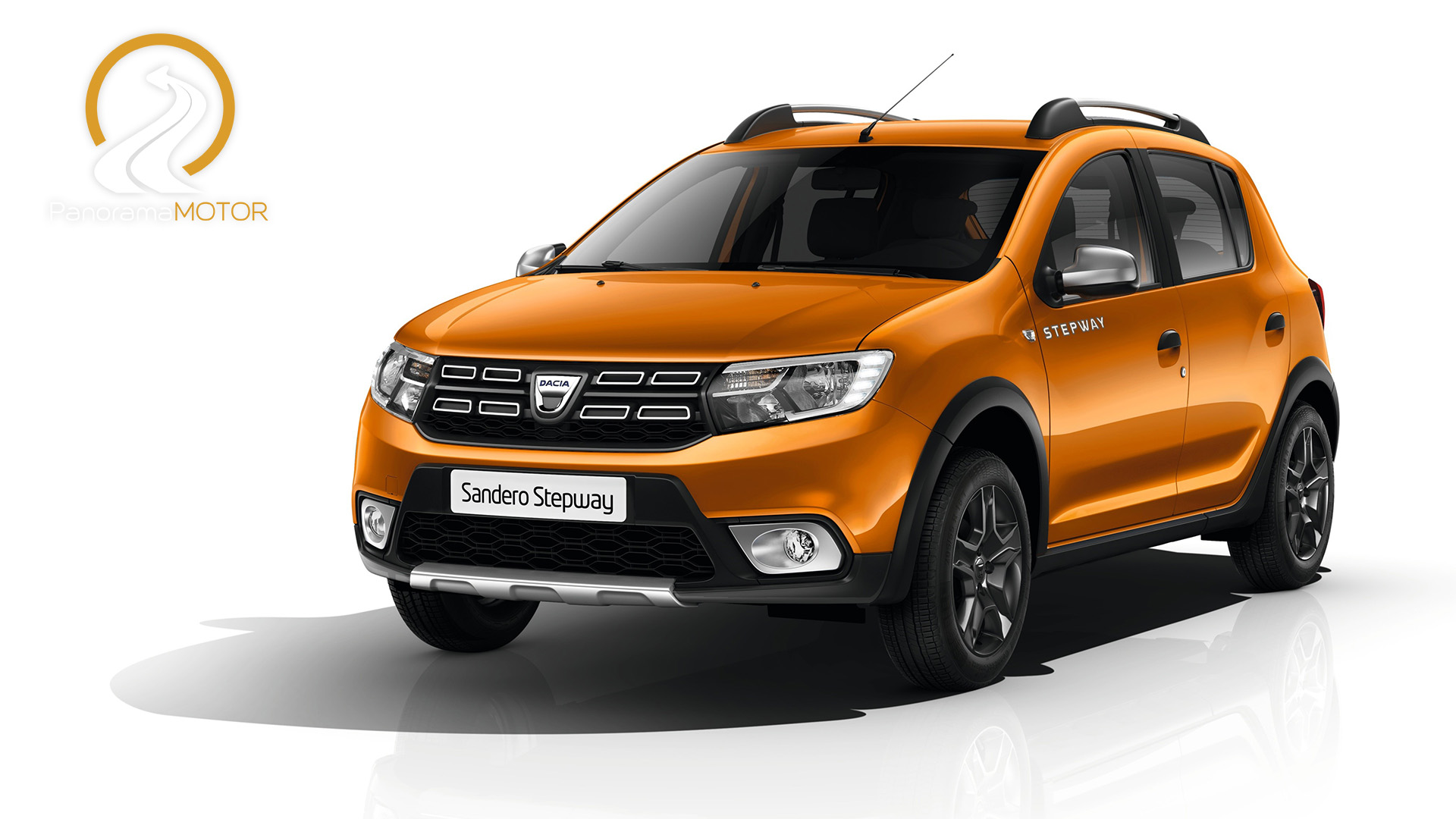 dacia sandero stepway 2017 panorama motor. Black Bedroom Furniture Sets. Home Design Ideas
