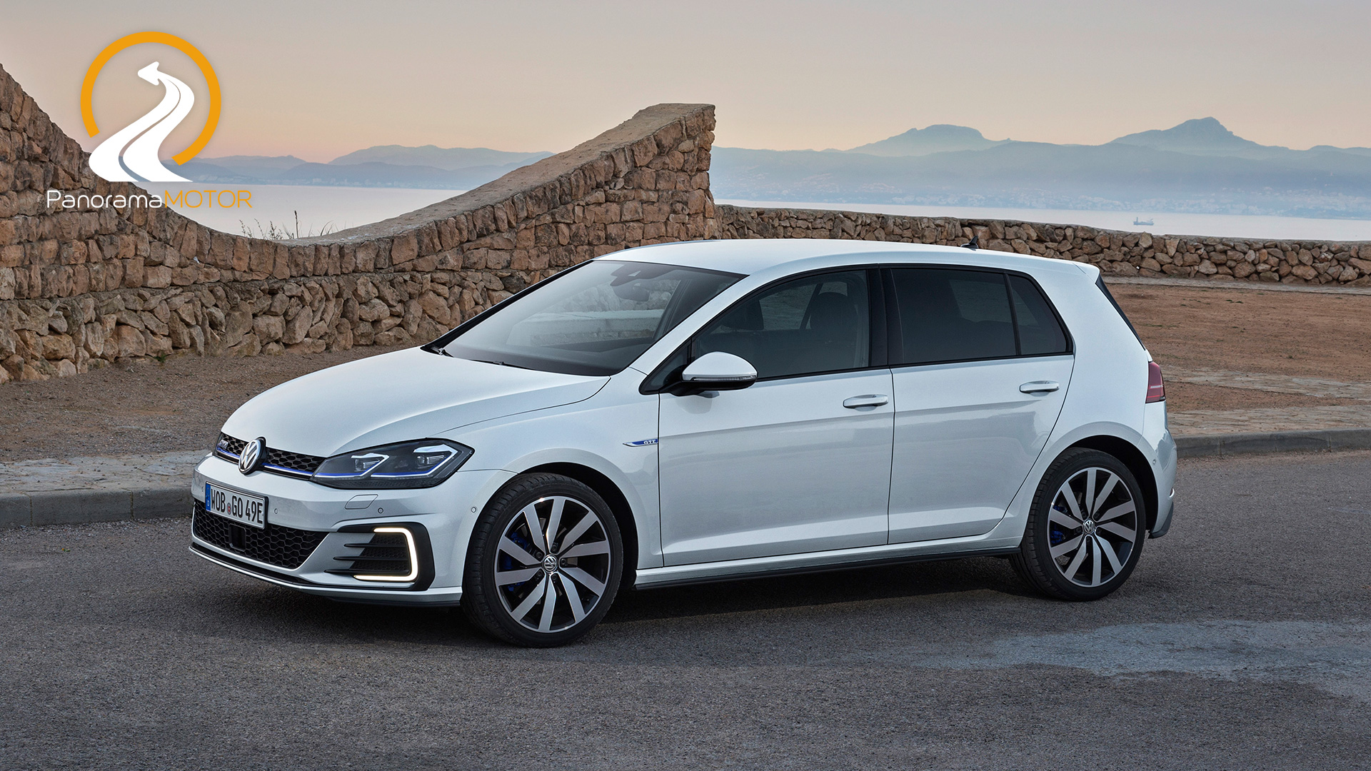 volkswagen golf gte 2017 panorama motor. Black Bedroom Furniture Sets. Home Design Ideas