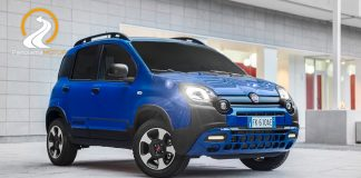 Fiat Panda City Cross 2017