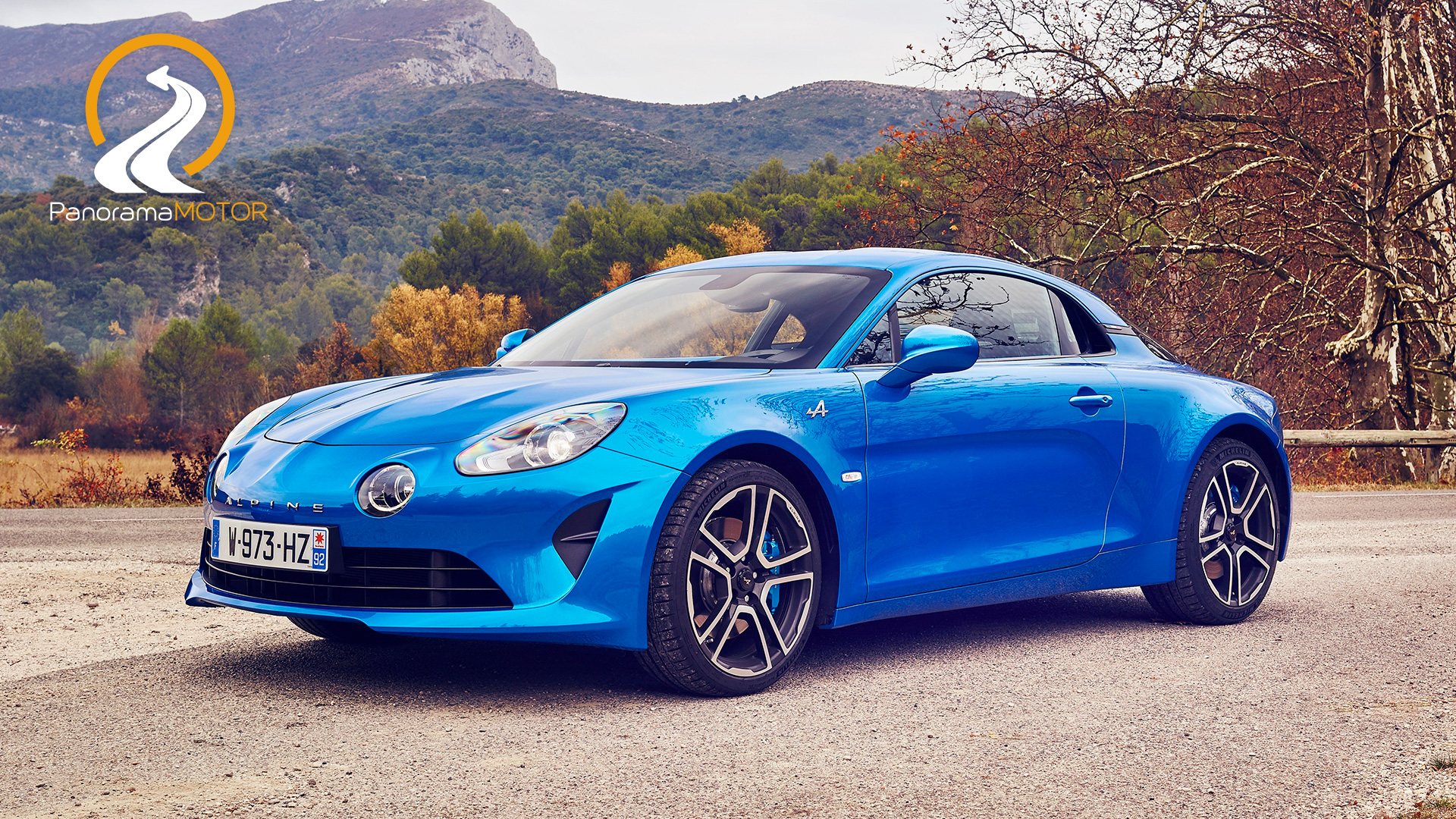 Alpine A110 Premiere Edition 2018