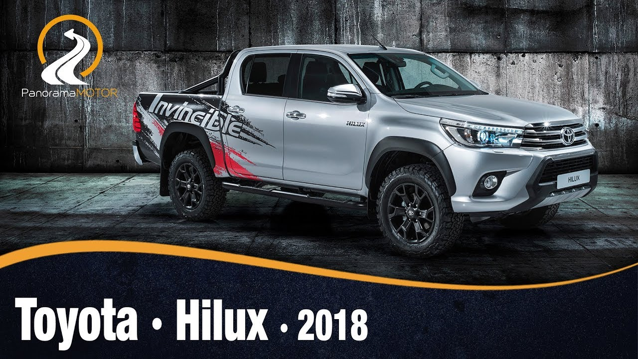 Toyota Hilux 2018 Panorama Motor