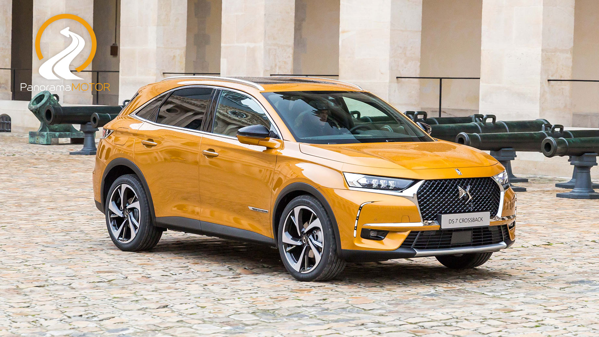 DS7 Crossback 2018