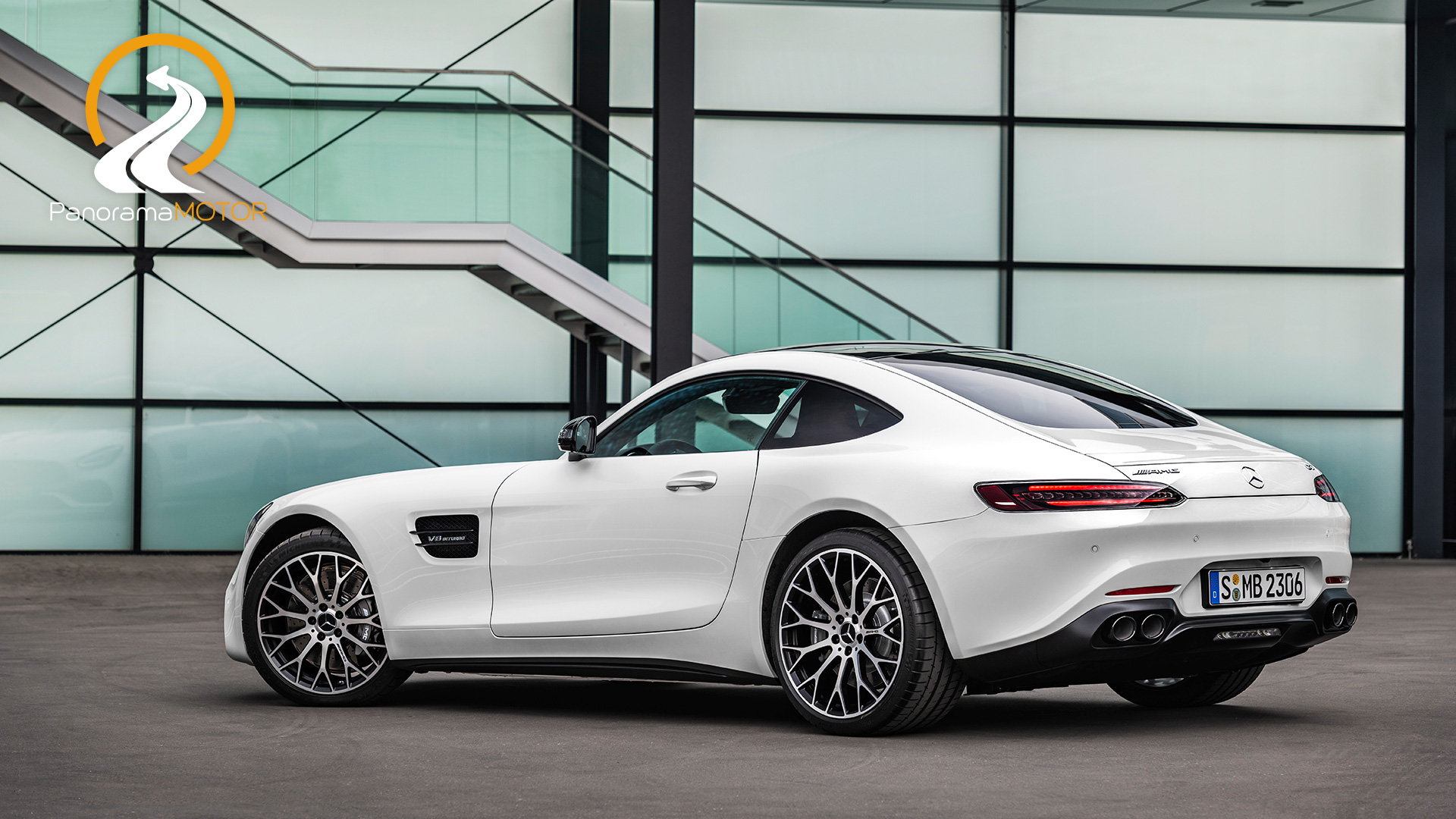 Mercedes-Benz AMG GT Coupé 2019