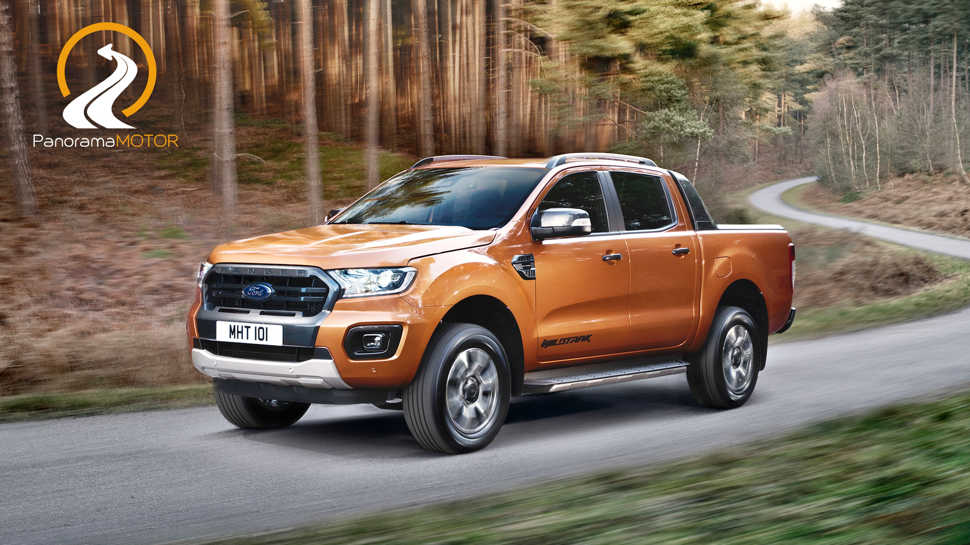 Ford Ranger Wildtrak 2019 Panorama Motor