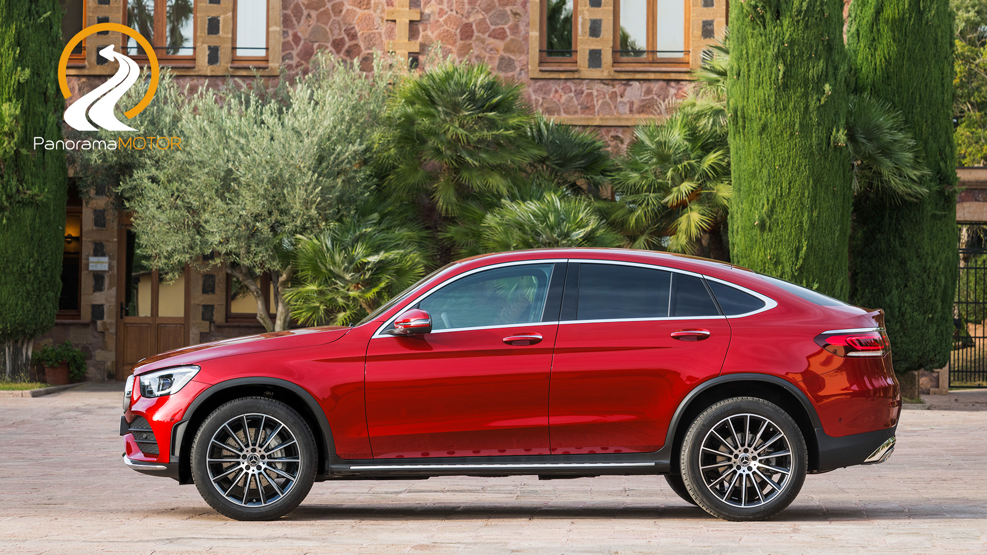 Mercedes-Benz GLC Coupé 2019