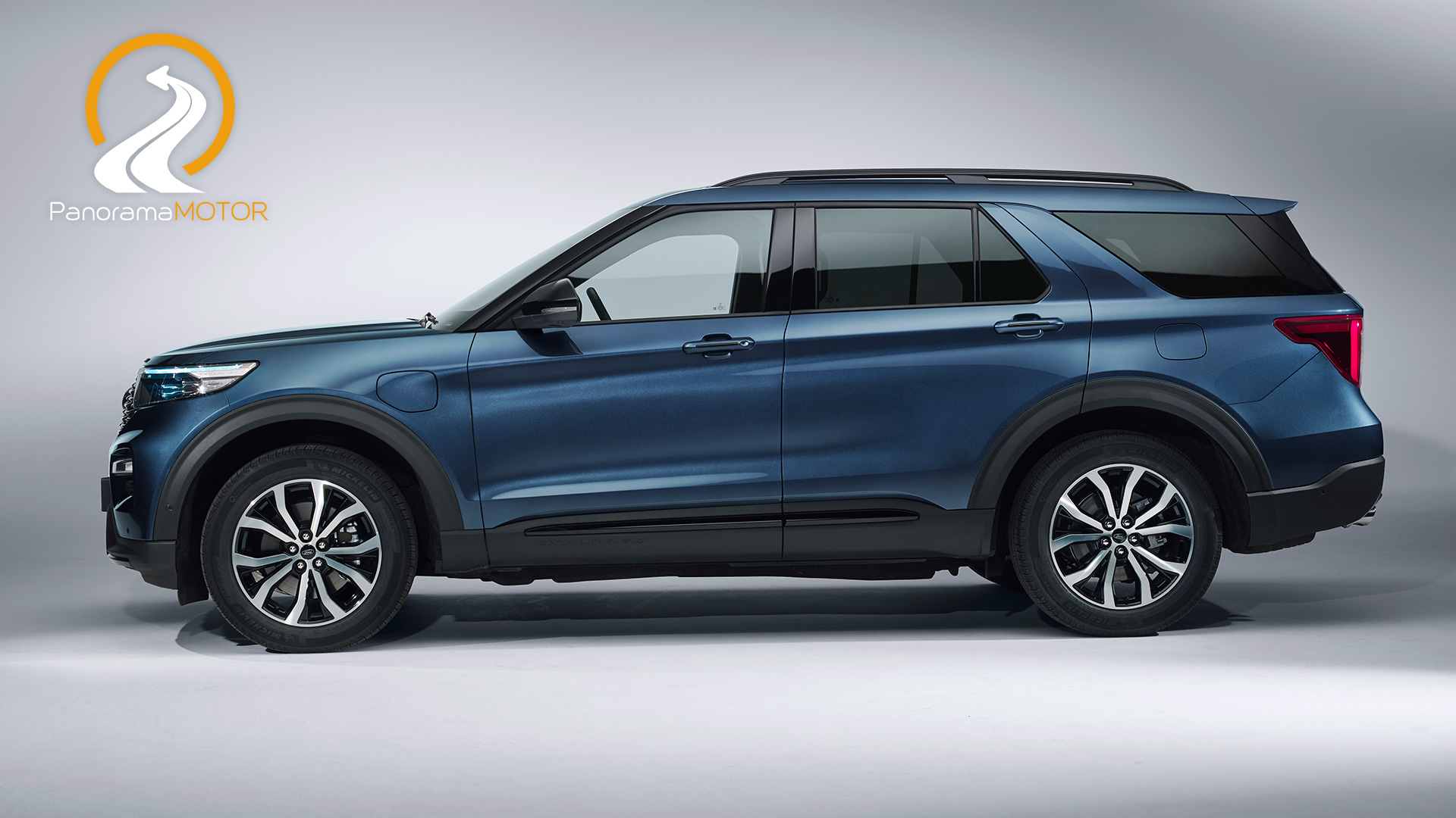 Ford Explorer Plug-In Hybrid 2020