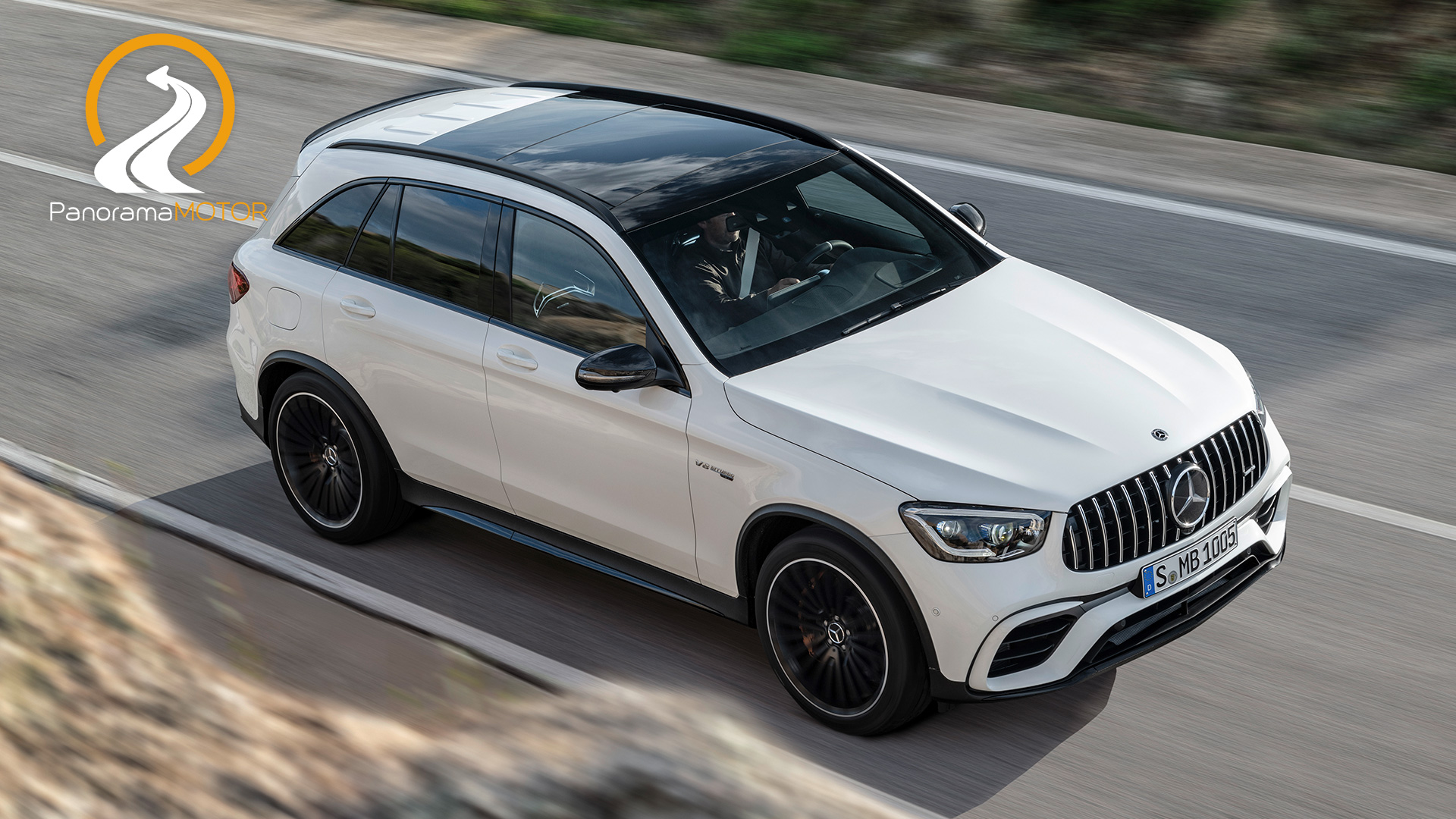 Mercedes-AMG GLC 63 4MATIC+ 2019