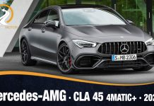 Mercedes-AMG CLA 45 4MATIC+ 2020