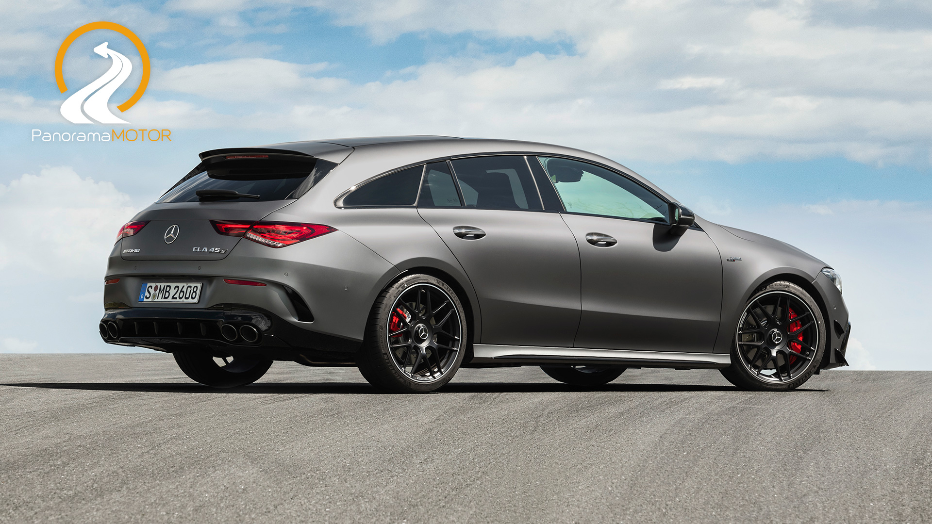 Mercedes-AMG CLA Shooting Brake 45 4MATIC+ 2020