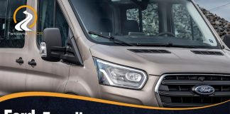 Ford Transit Doble Cabina 2019