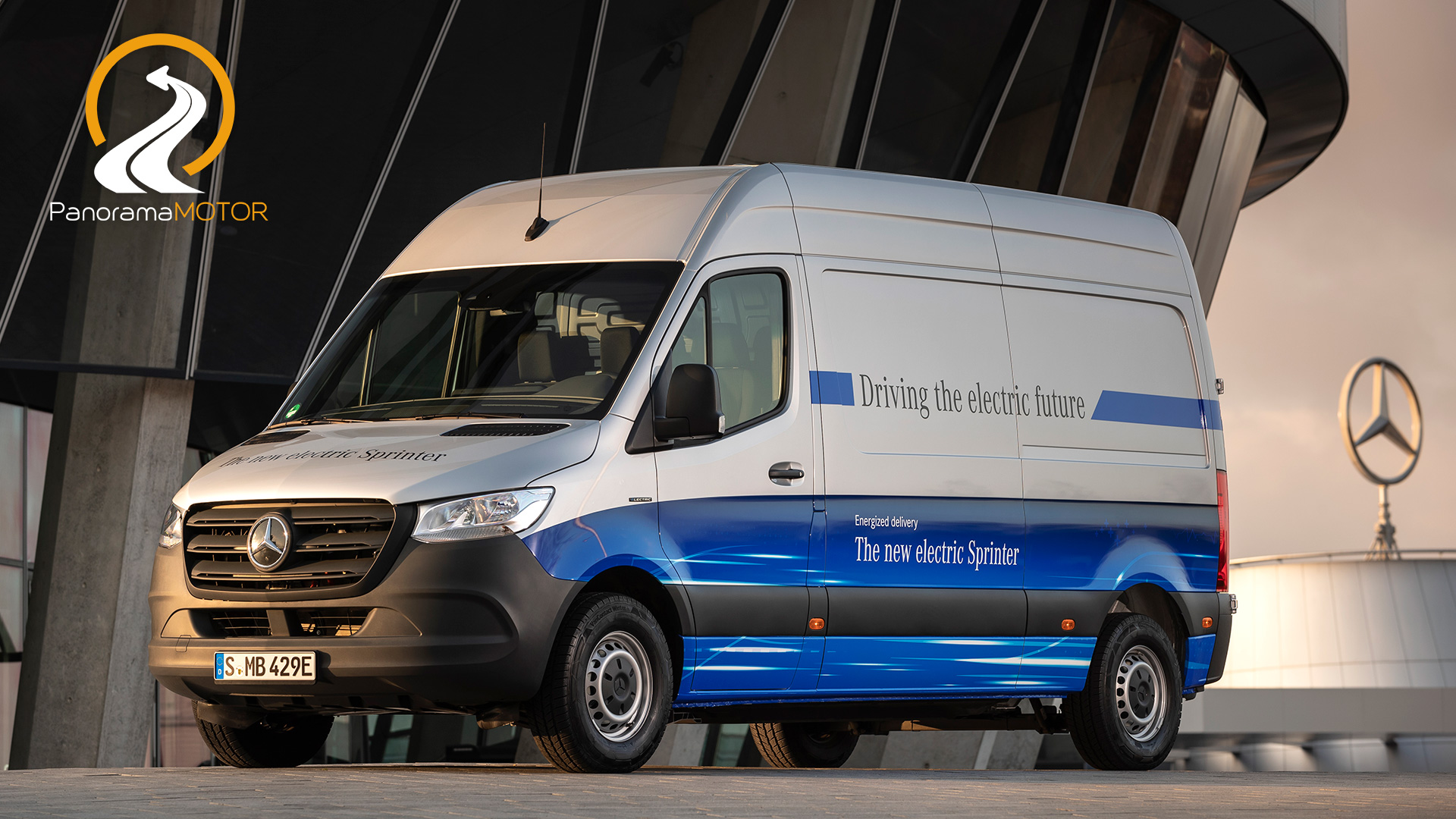 Mercedes-Benz eSprinter 2020