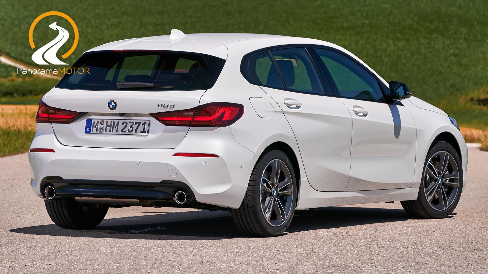 BMW Serie1 118d 2020