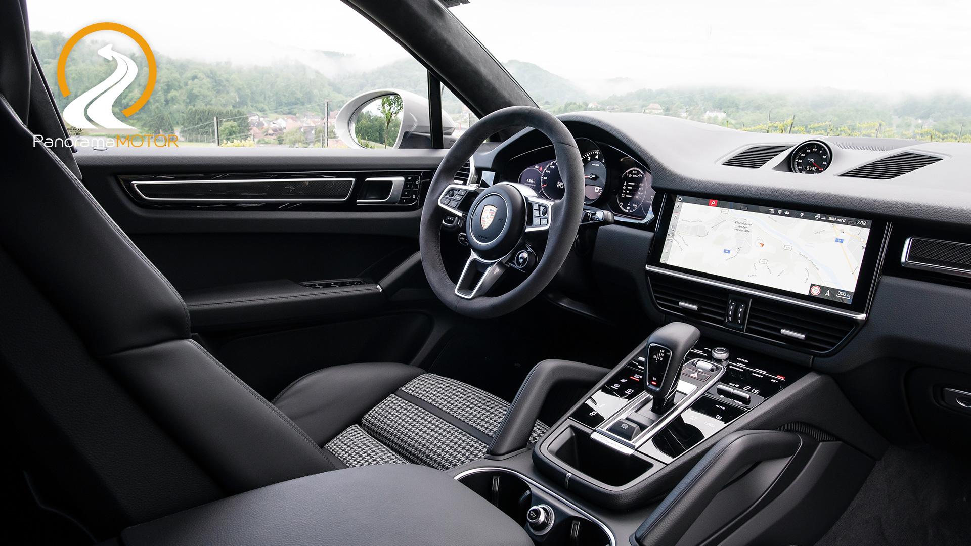 Porsche Cayenne S Coupé 2019