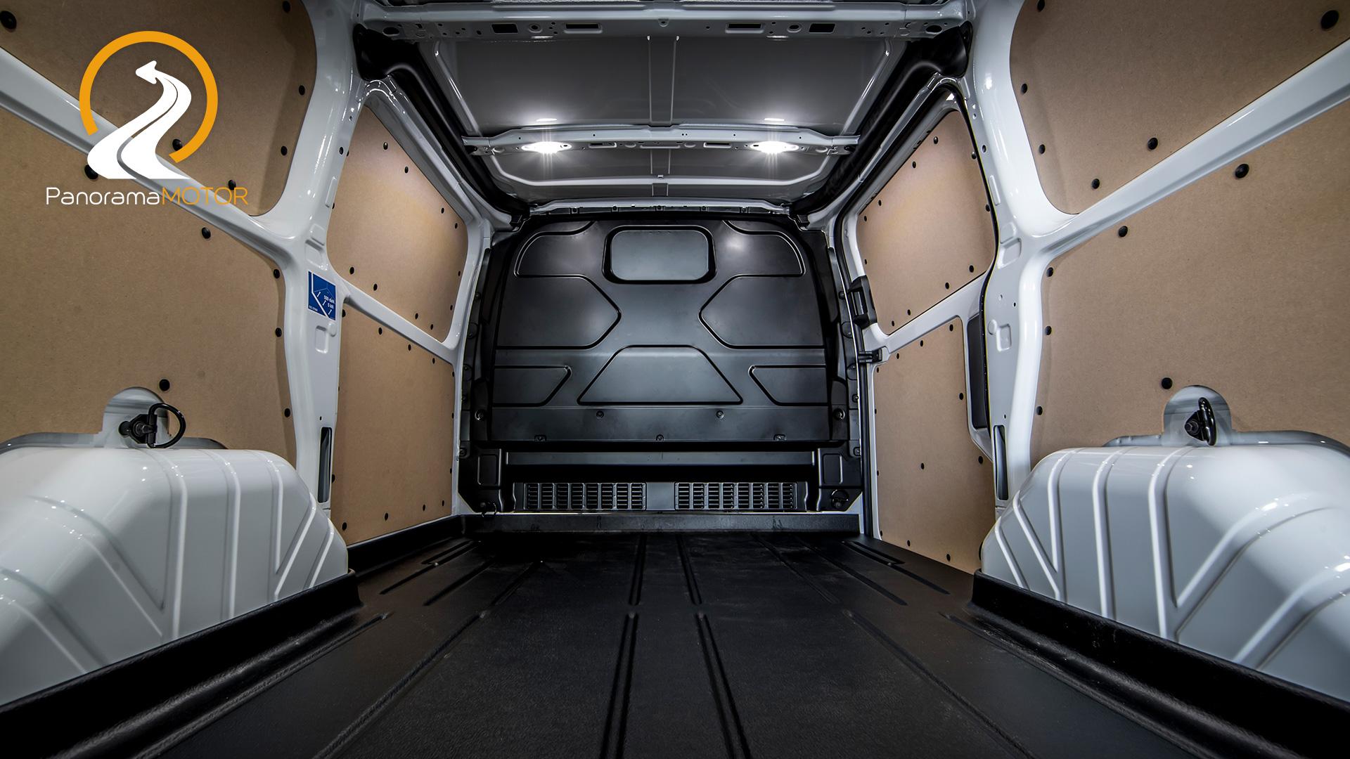 Ford Transit Custom Sport 2020