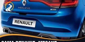 Gama Renault MEGANE 2020