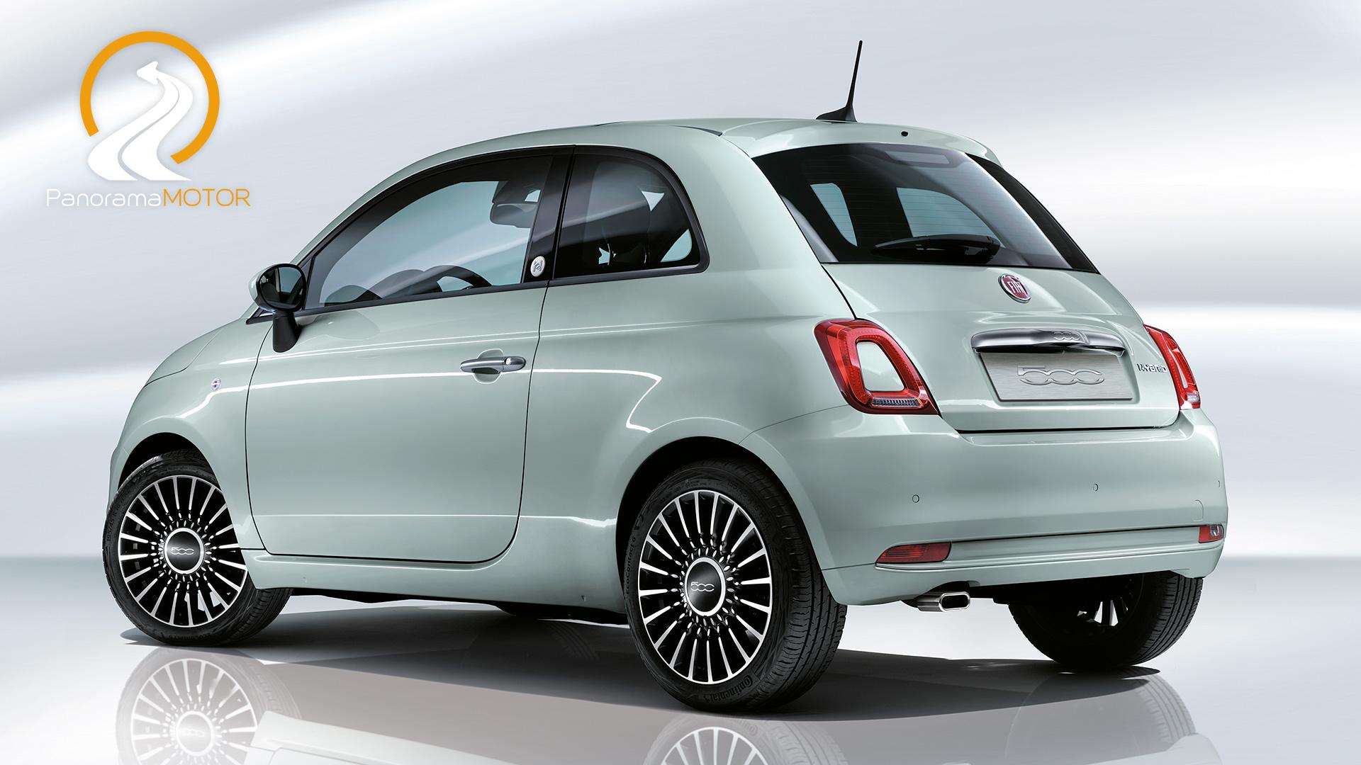 Fiat 500 Hybrid 2020