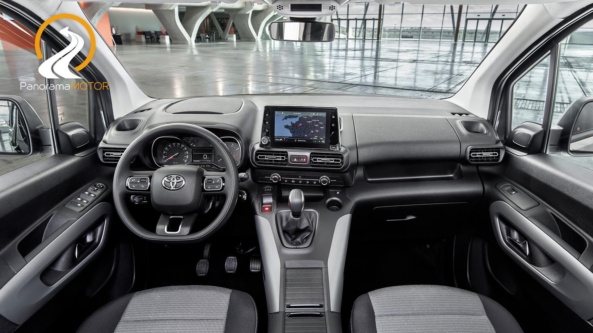 Gama Toyota Proace City 2020