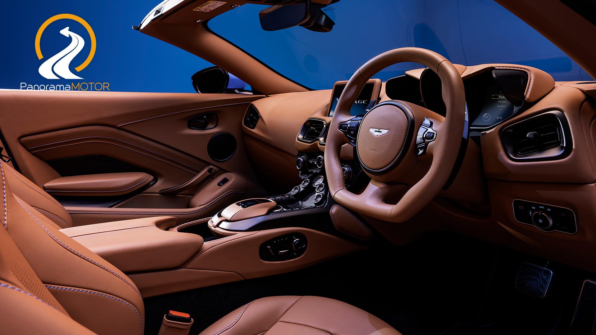 Aston Martin Vantage Roadster 2020