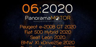 Peugeot e-2008 GT 2020 - Fiat 500 Hybrid 2020 - Seat León 2020 - BMW X1 xDrive25e 2020 - Bentley Flying Spur 2020