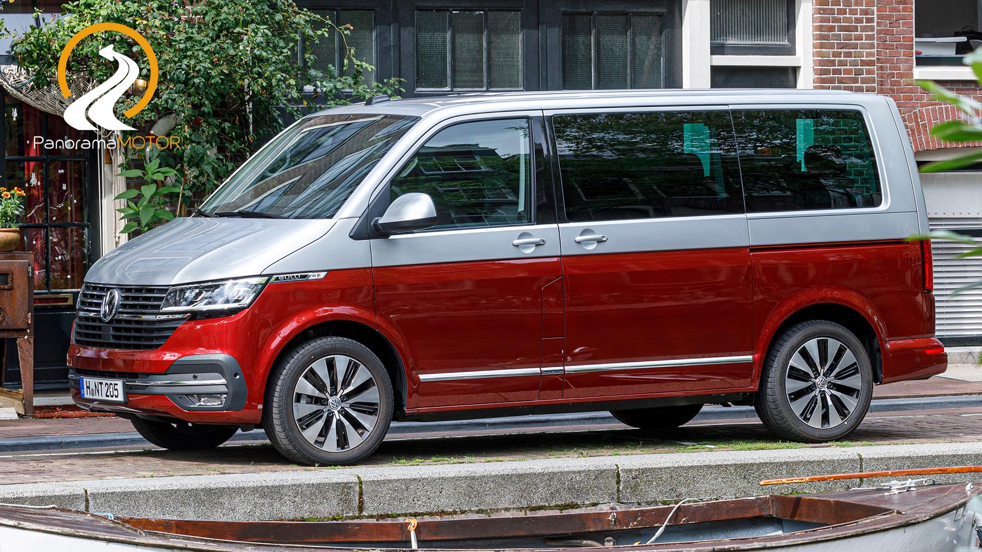 Volkswagen Multivan 6.1 2020