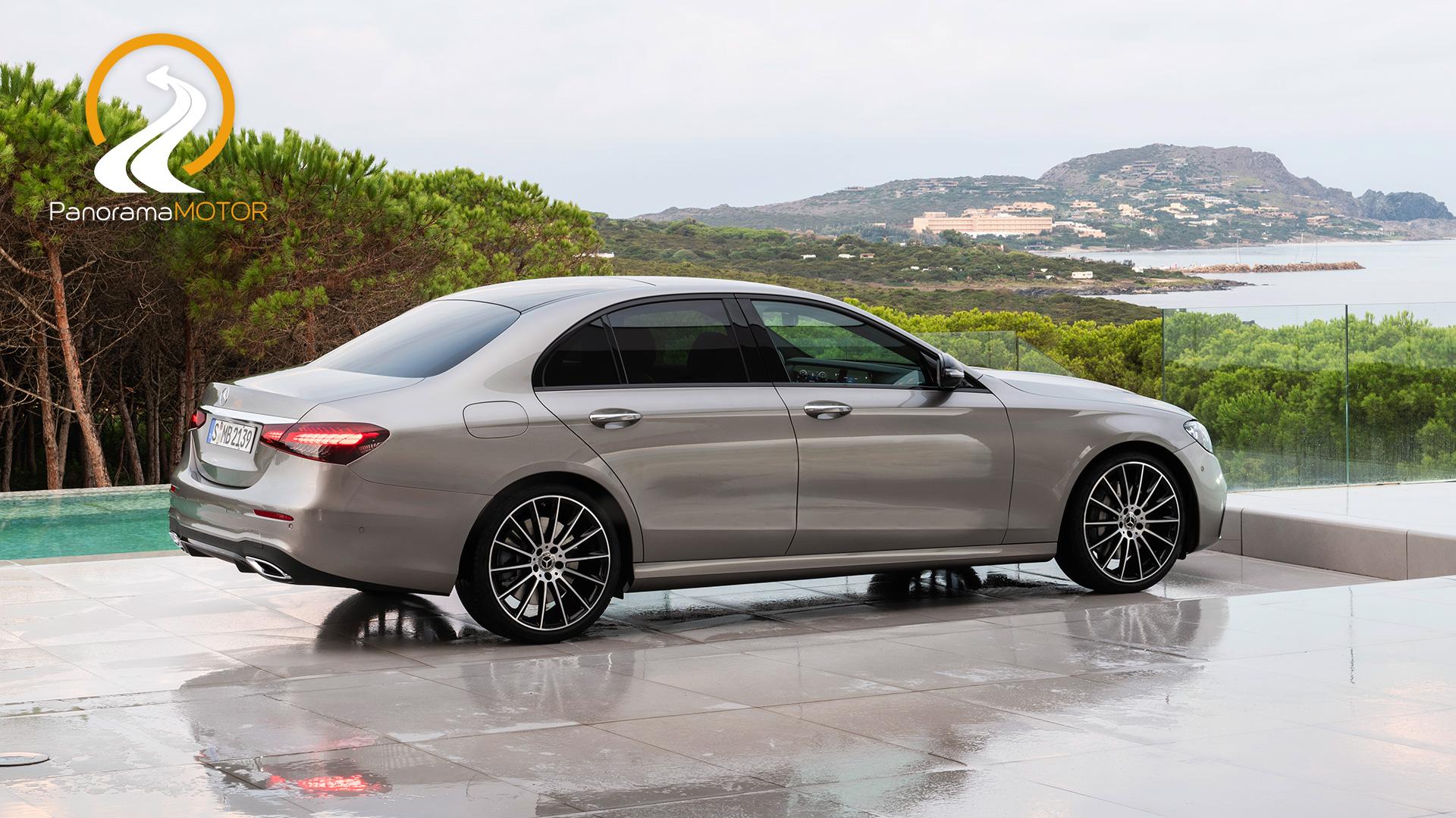Mercedes Benz Clase E 2020