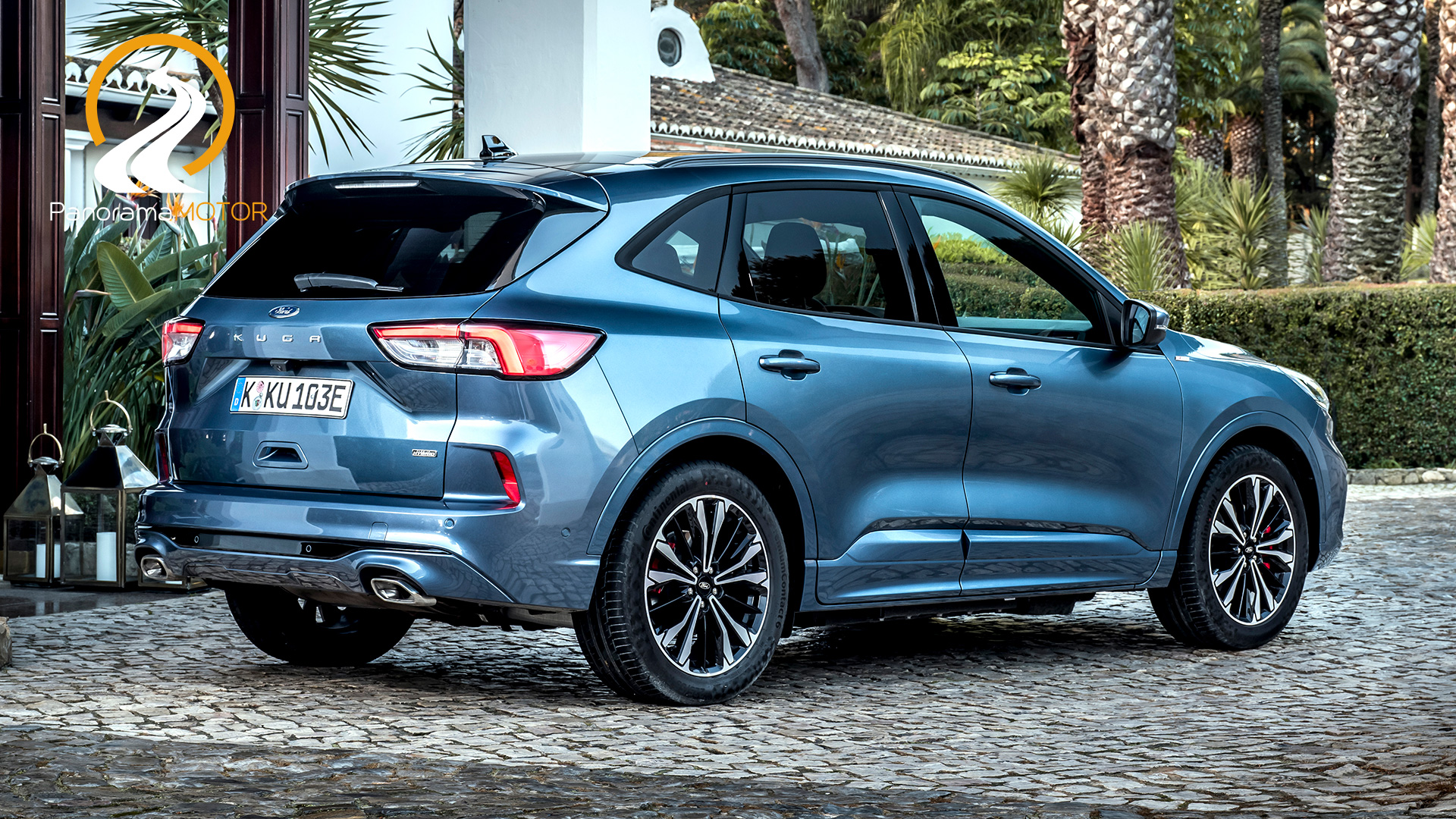 Ford Kuga ST-Line Plug-in Hybrid 2020