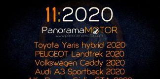 PanoramaMotor 11 | 2020 | INFORMACIÓN REVIEW NOVEDADES