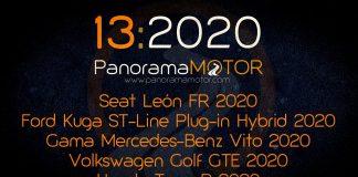 PanoramaMotor 13 | 2020 | INFORMACIÓN REVIEW NOVEDADES