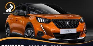 Peugeot 2008 GT 2020