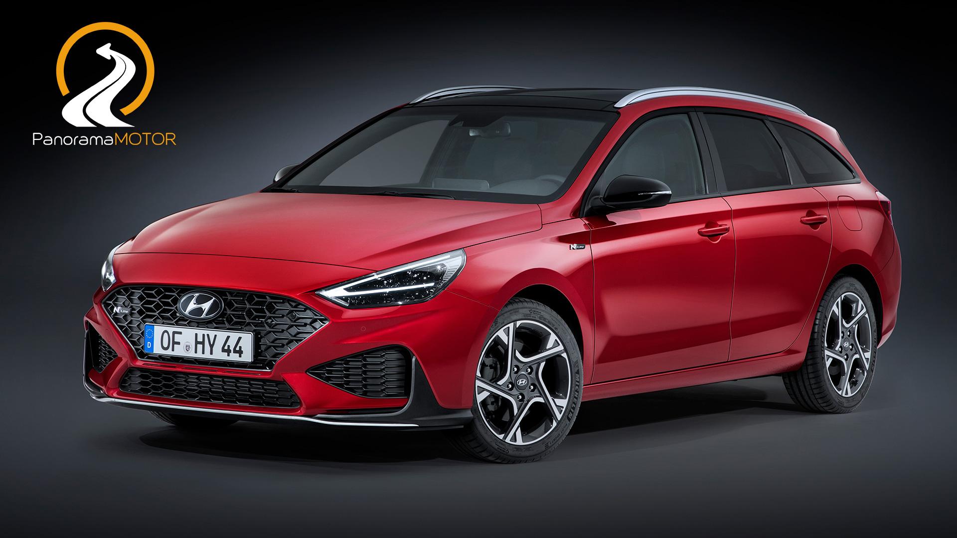 Hyundai i30 N Line Wagon 2020