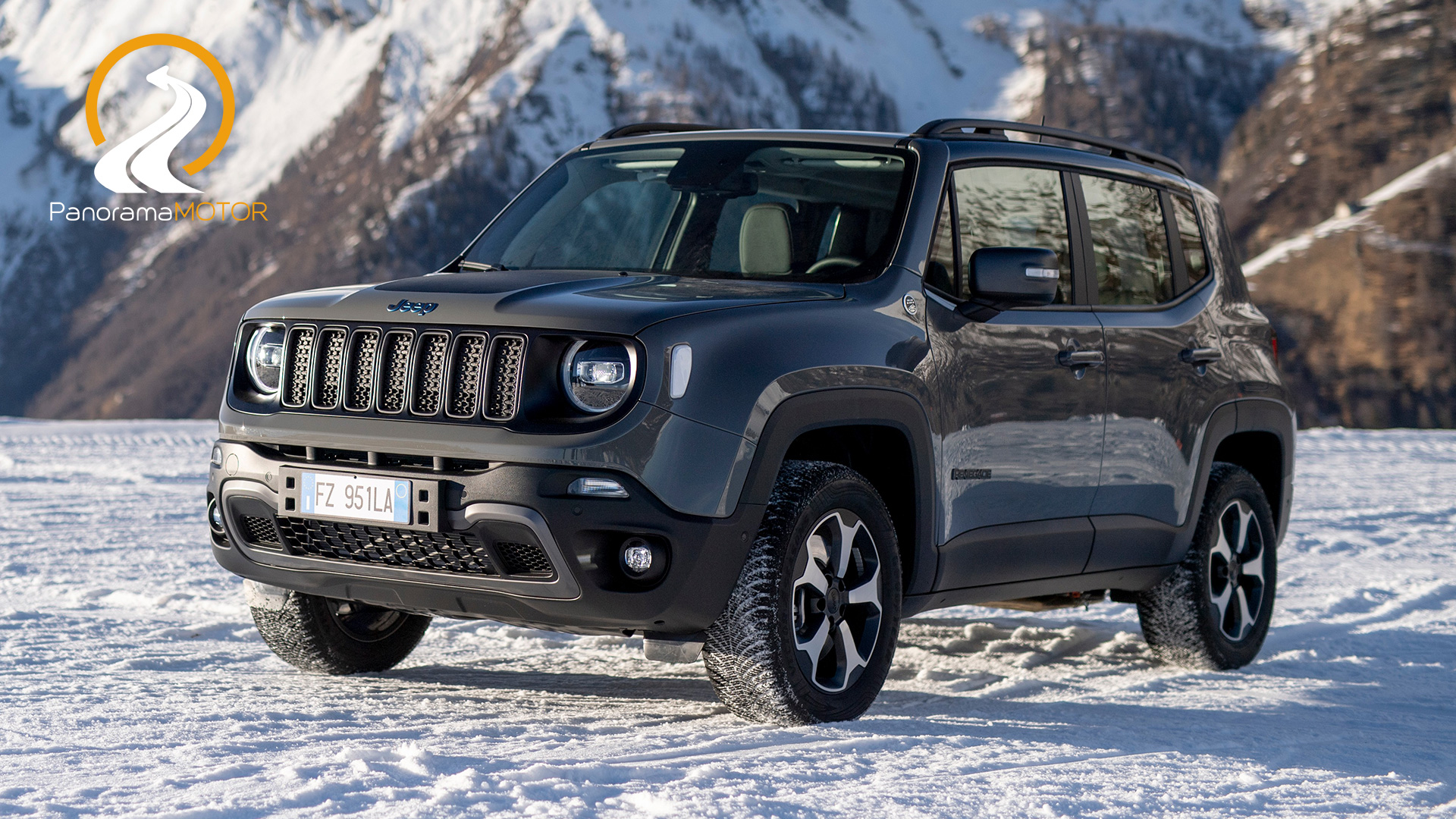 Jeep Renegade 4xe 2020