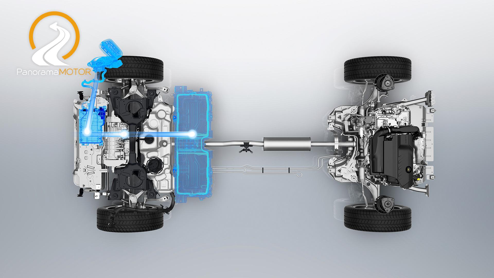 Peugeot 3008 Hybrid4 2020