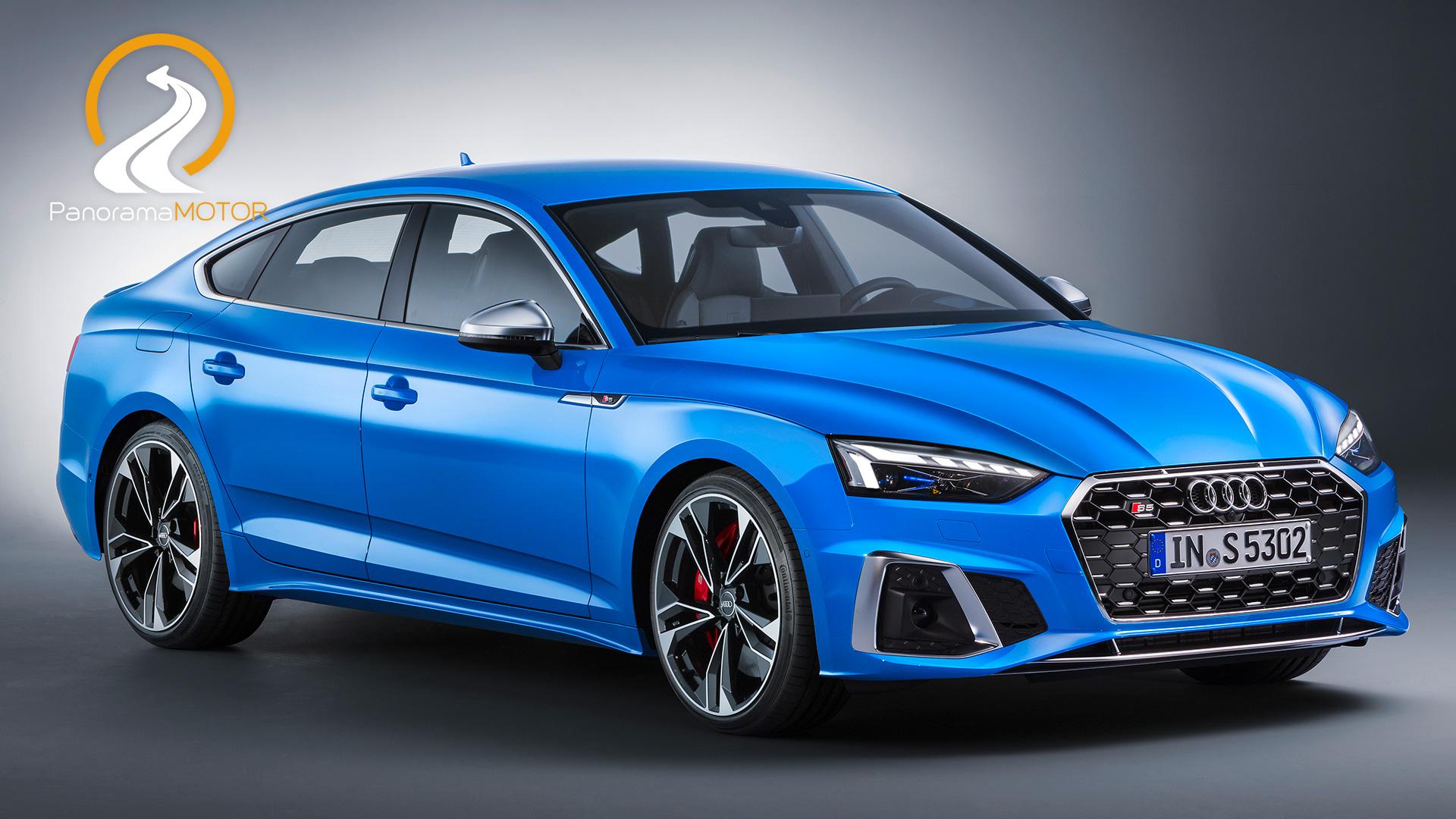 2020 Audi S5 Wallpaper