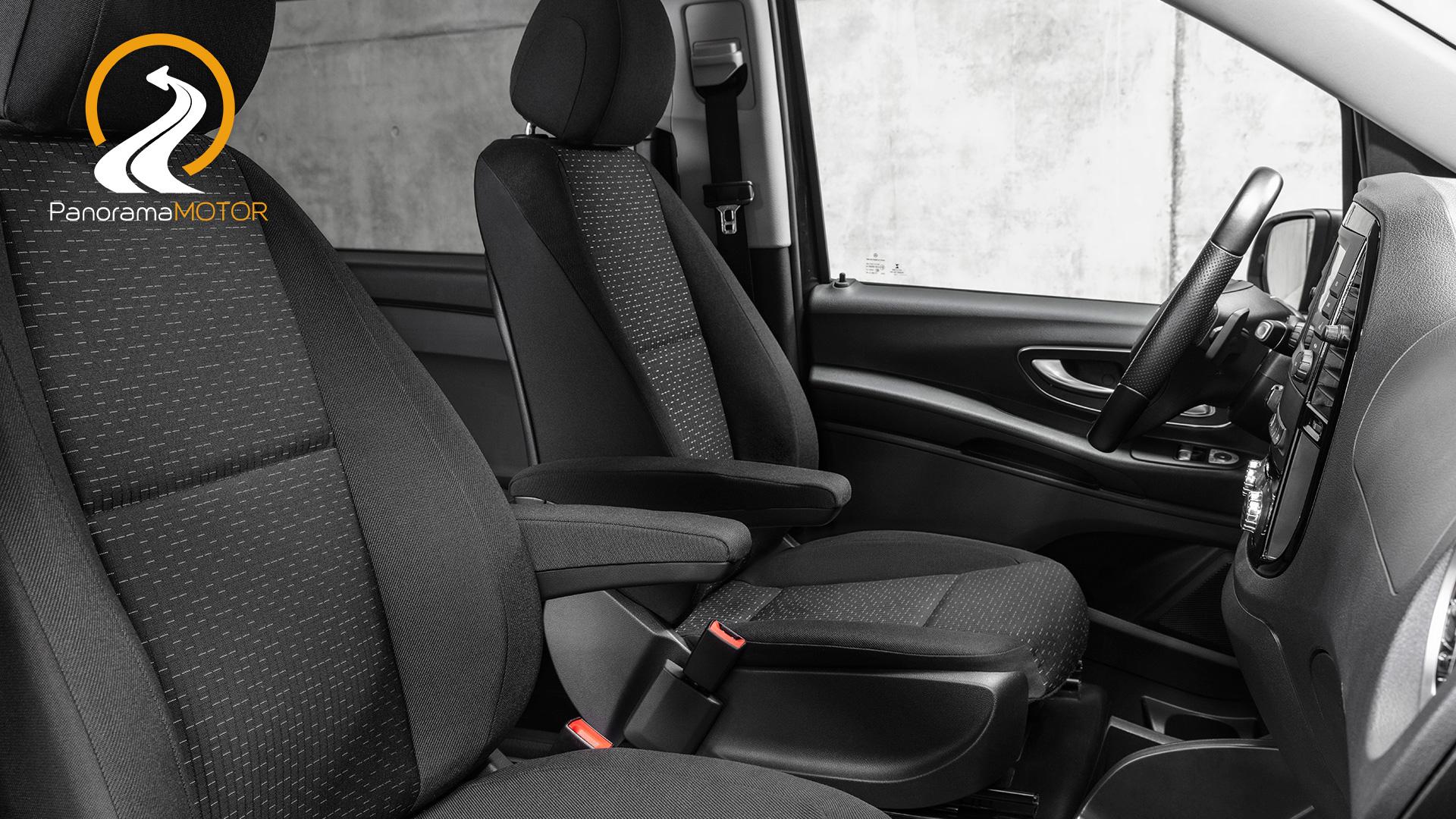 Mercedes-Benz Vito Mixta 2020