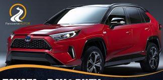 Toyota RAV4 PHEV 2020