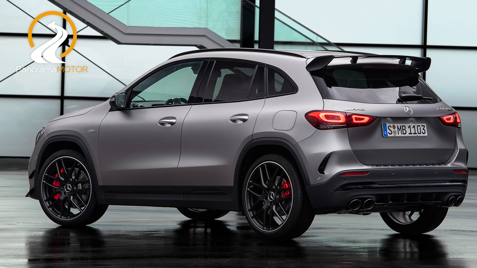 Mercedes AMG GLA 45 S 4MATIC+ 2020