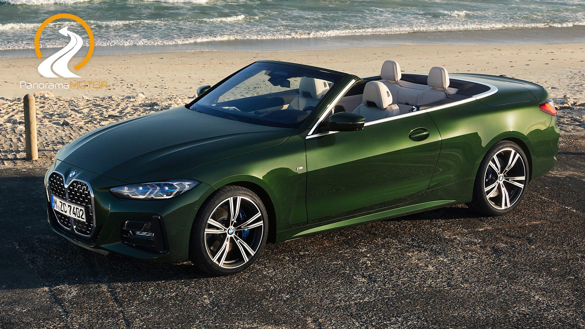 BMW Serie 4 Cabrio 2021 - Panorama Motor