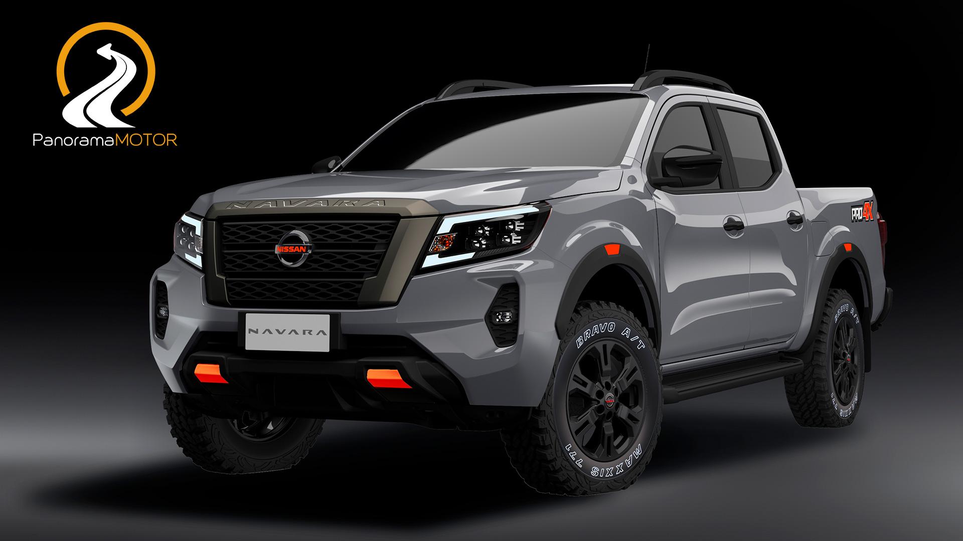Nissan Navara / Frontier 2021