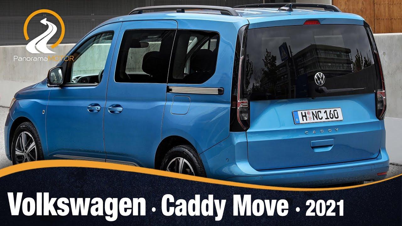 Volkswagen Caddy Move 2021 - Panorama Motor