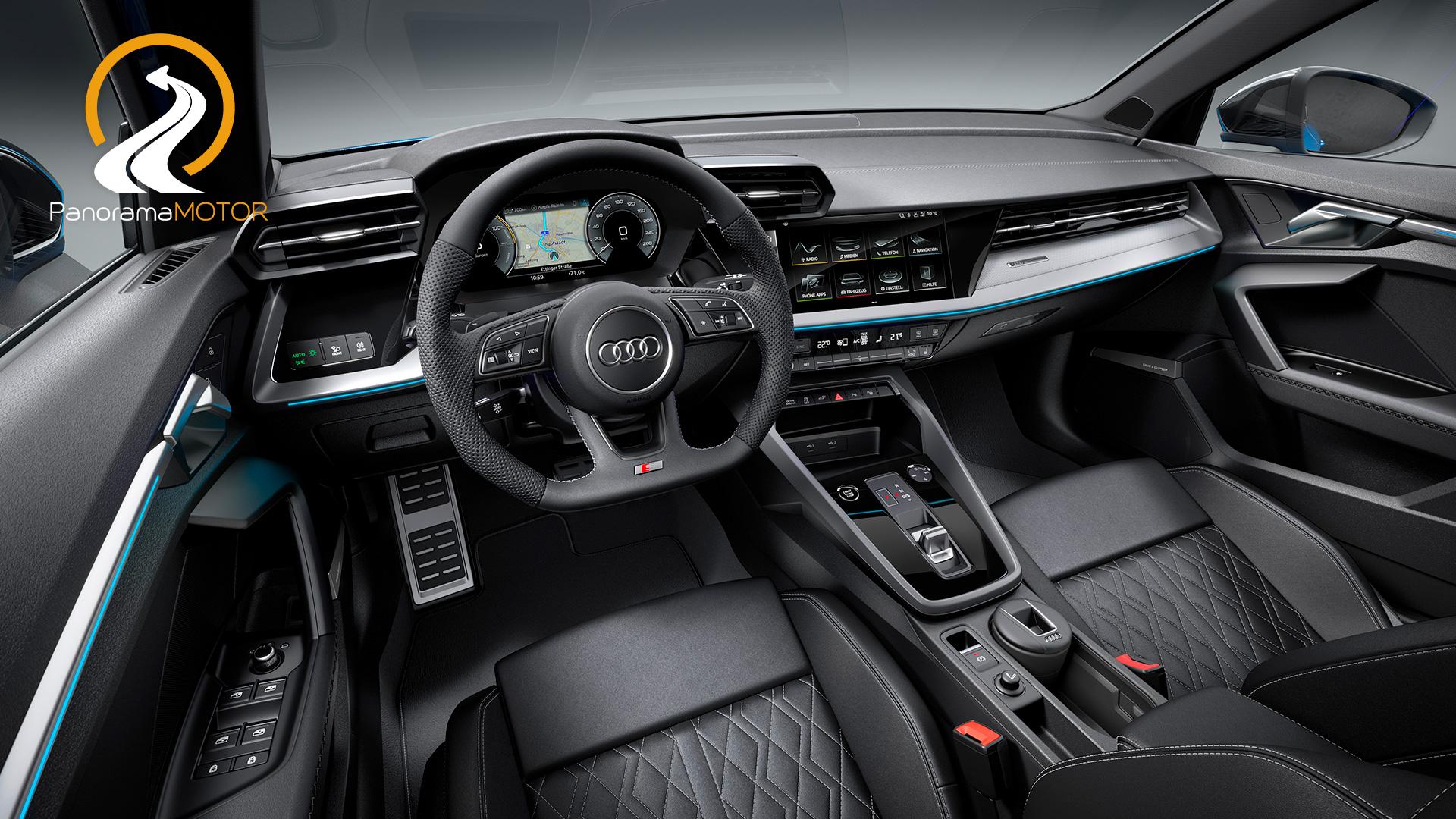 Audi A3 Sportback 40 TFSIe 2021