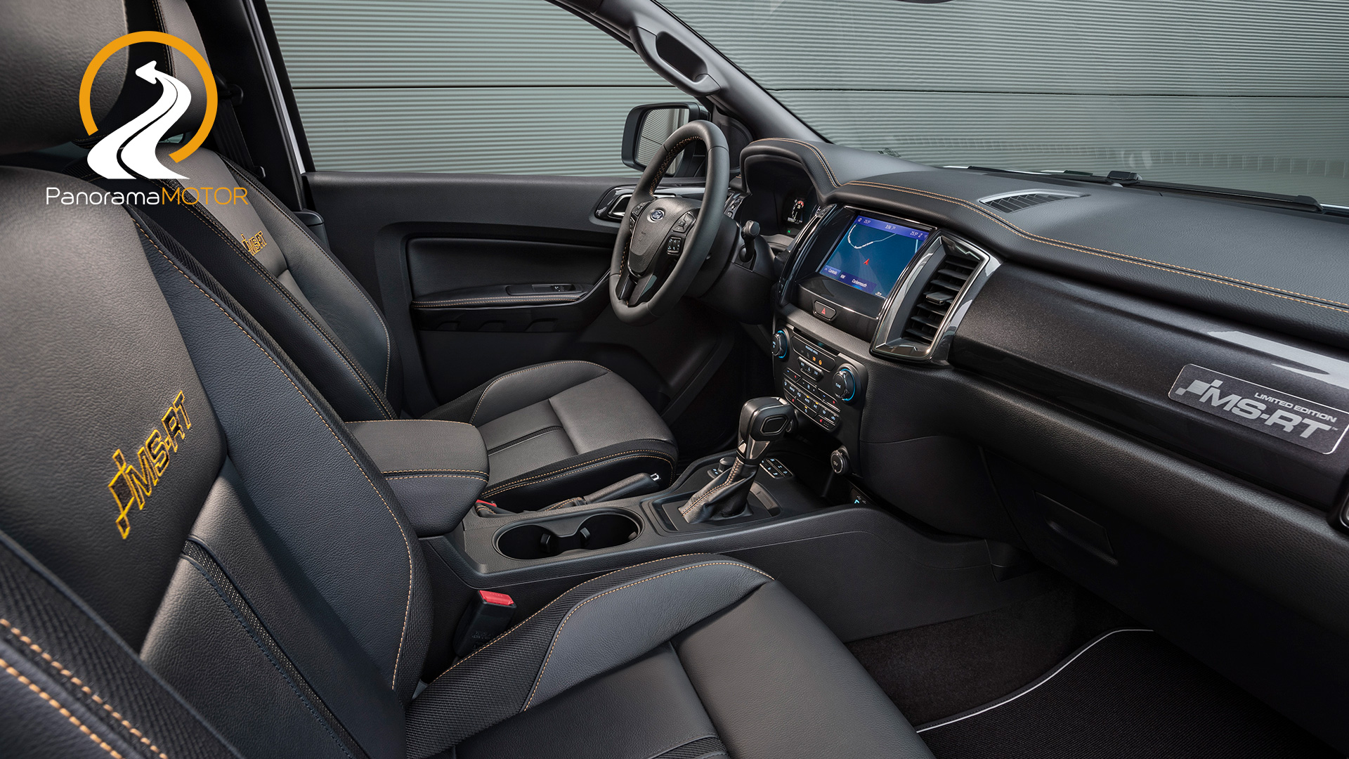 Ford Ranger MS RT 2021