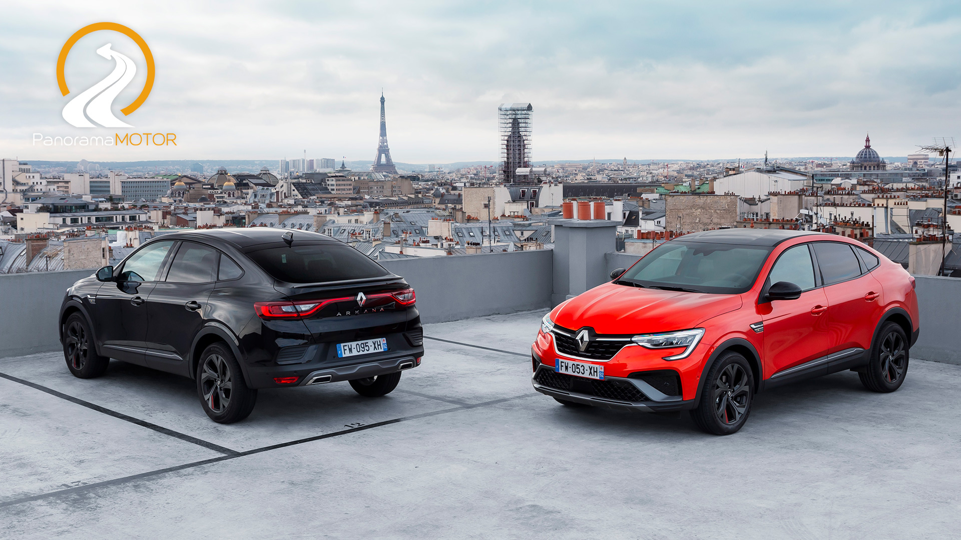 Renault Arkana RS Line 2021