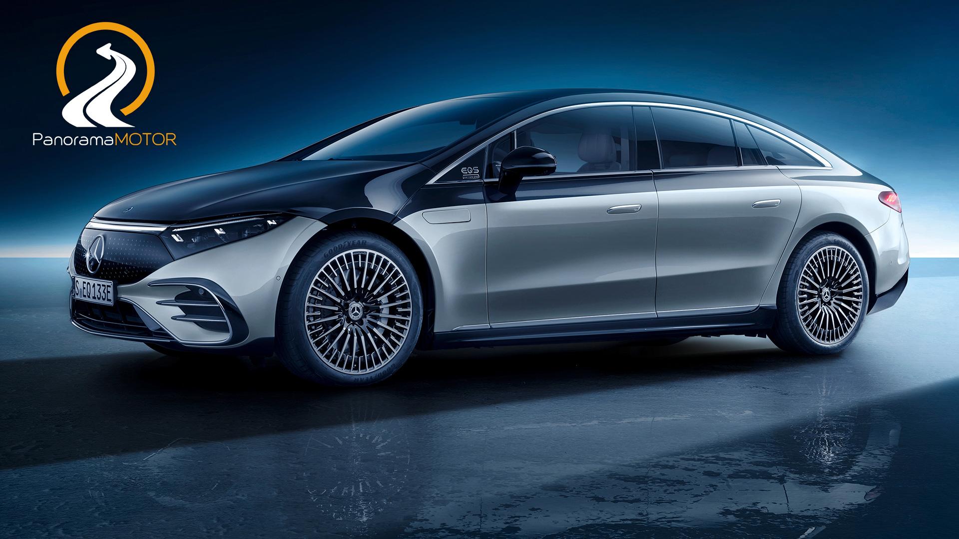 Mercedes-Benz EQS 2021