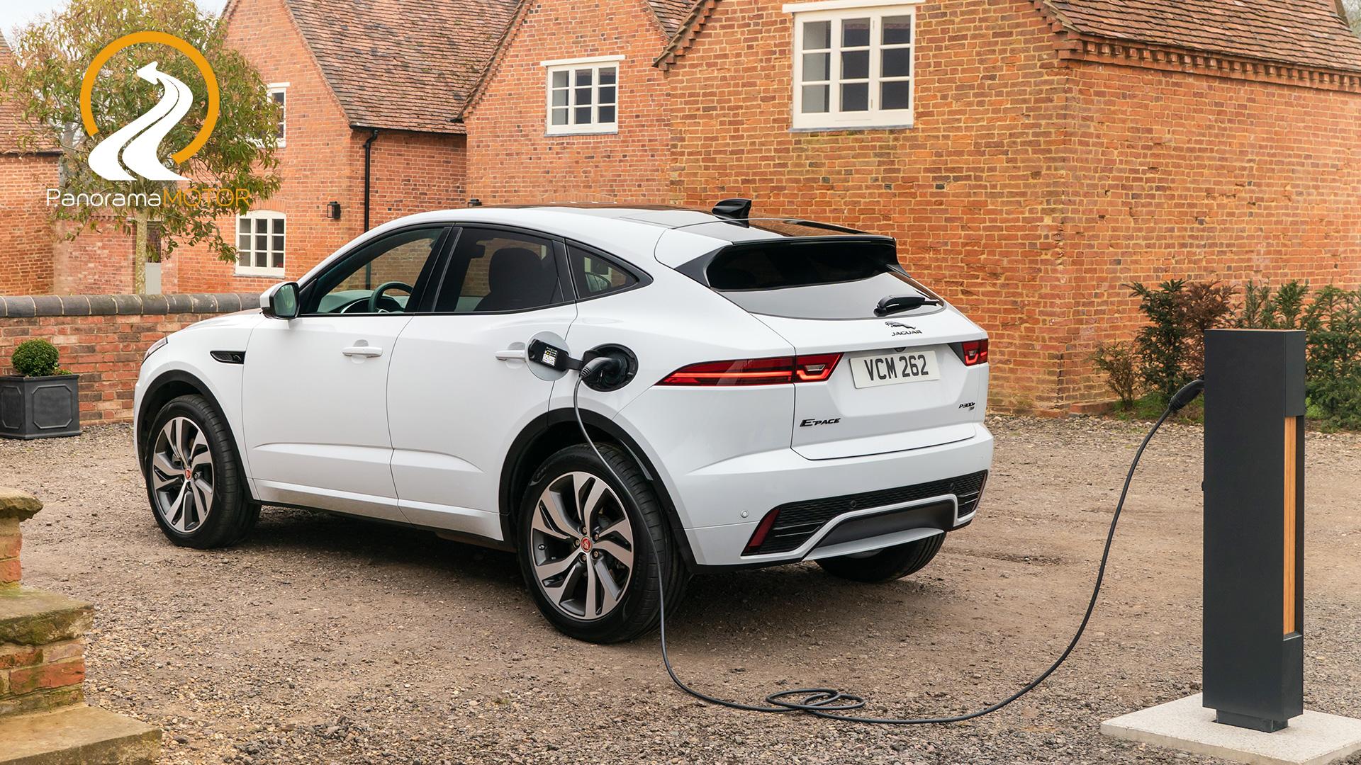 Jaguar E-Pace PHEV 2021