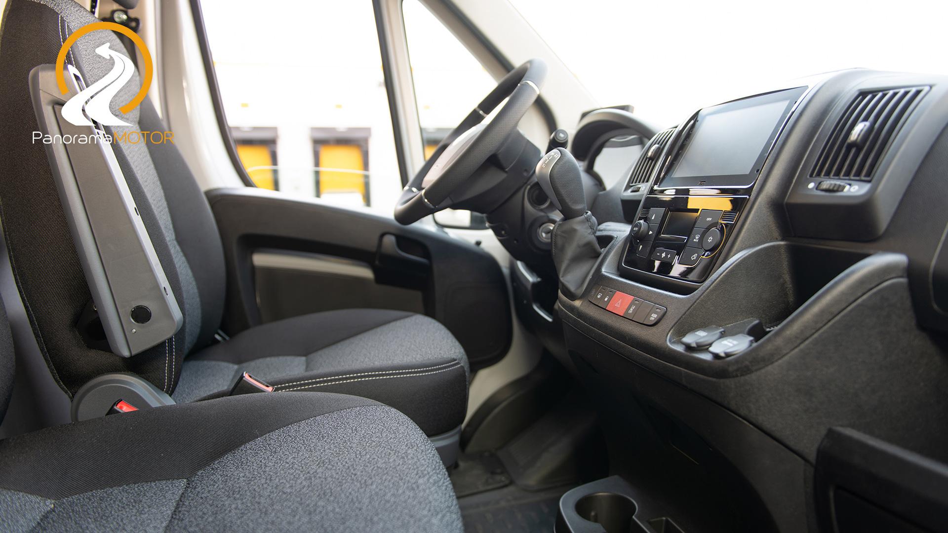 Fiat e-Ducato 2021