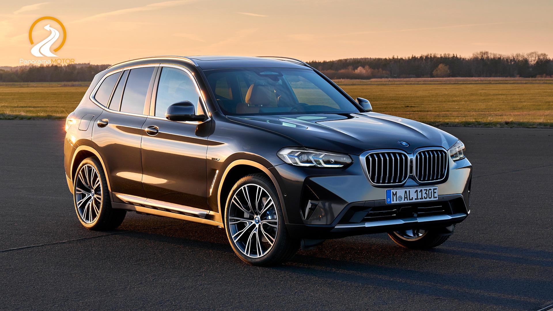BMW X3 xDrive30e 2021