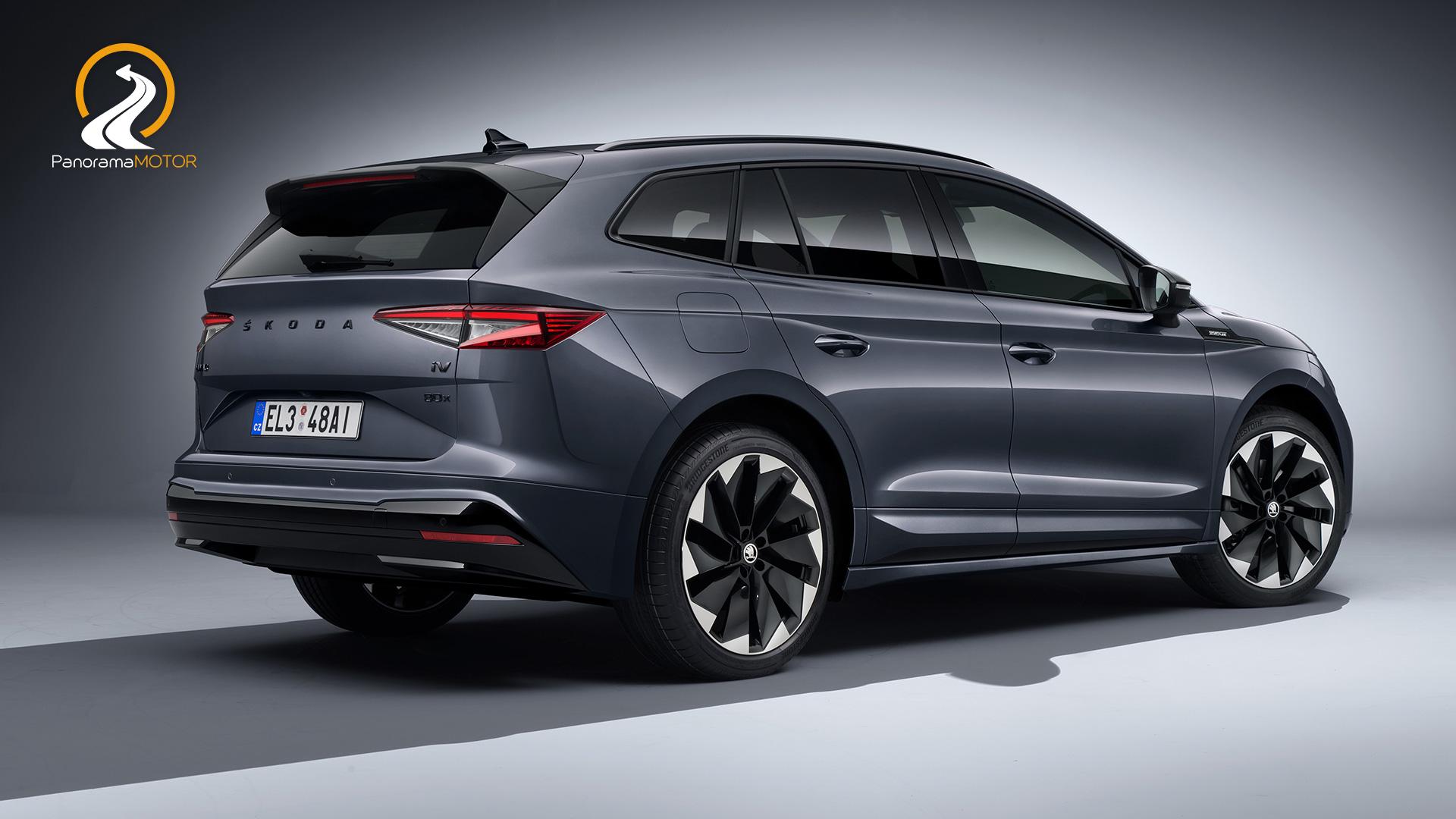 Škoda ENYAQ SportLine iV 2021