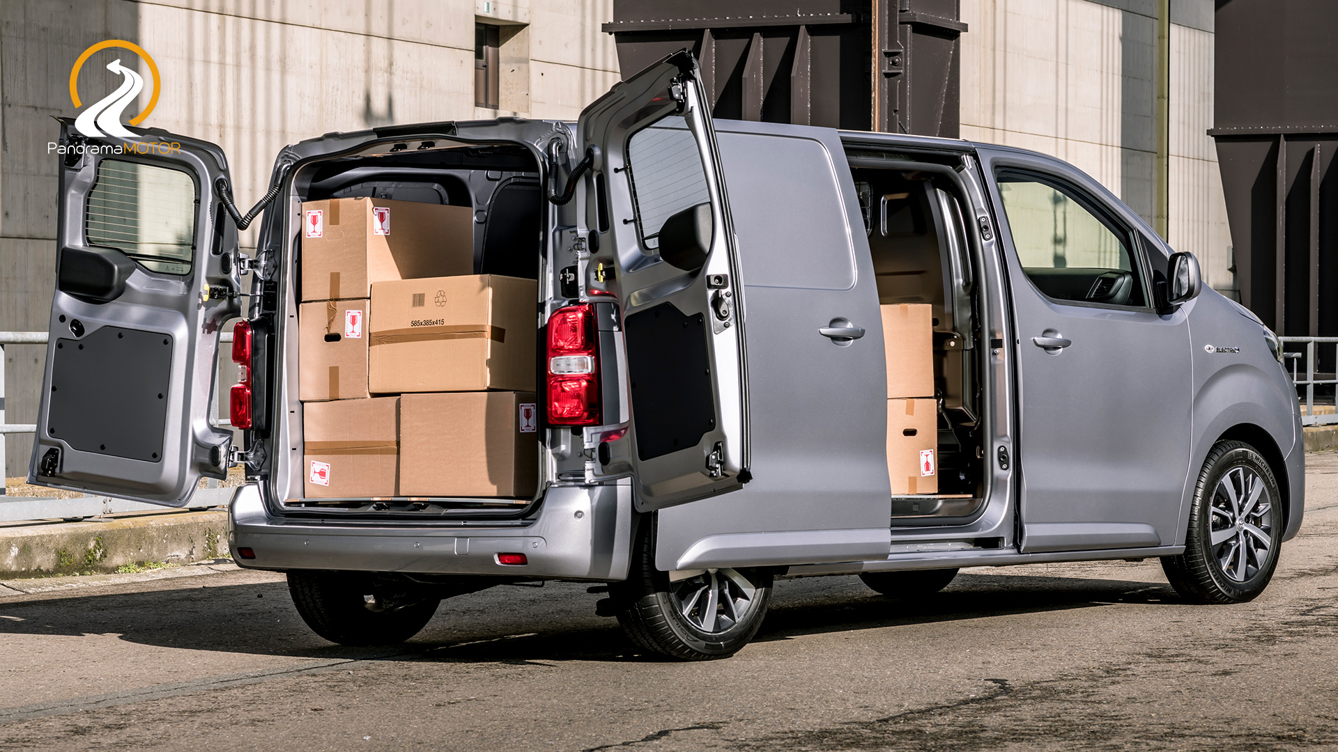 Toyota Proace Electric Van 2021